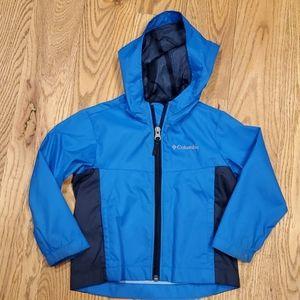 GUC Columbia Toddler Windbreaker/Rain Jacket